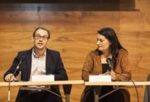 Converses del Mercat de Treball amb la Alcaldessa de Barberà del Vallès Silvia Fuster Alay